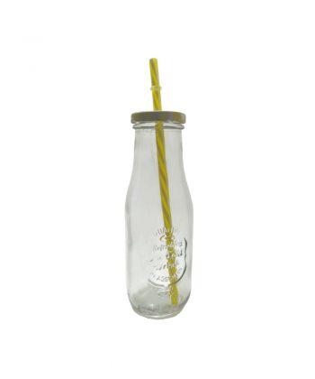Bottiglia Bibita cc 500 giallo
