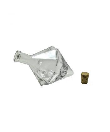 Bottiglia Diamente CC 200