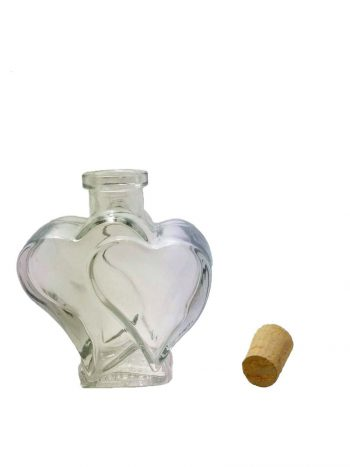 Bottiglia Cuore cc 200