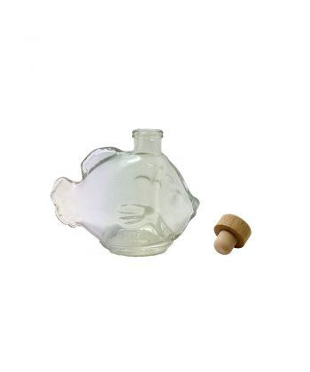 Bottiglia Pesce cc 200
