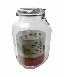 vaso cc 4250 ermetico