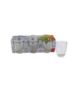 Bicchiere Domino Liscio
