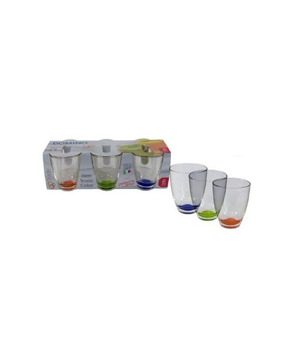 Bicchiere Domino Lustro