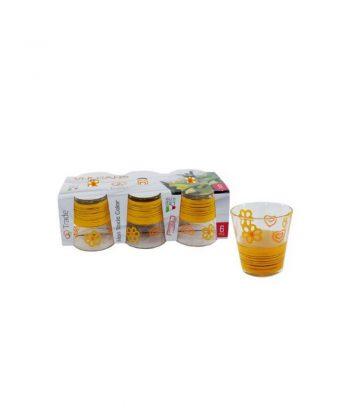 Bicchiere FormHouse Arancione