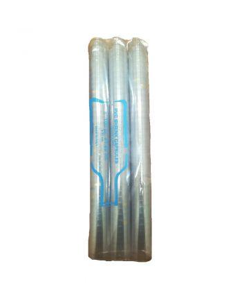 Capsula PVC Trasparenti pacco