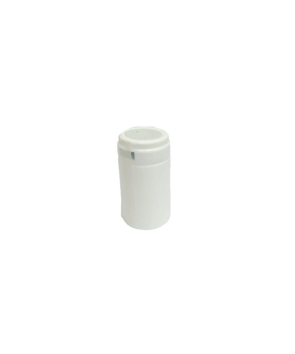 Capsula in pvc colore Bianca 31,5
