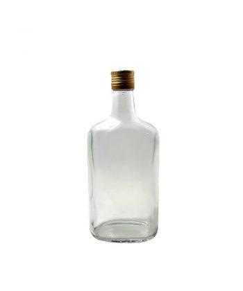 Bottiglia Amaro Liscia Senza Etichetta