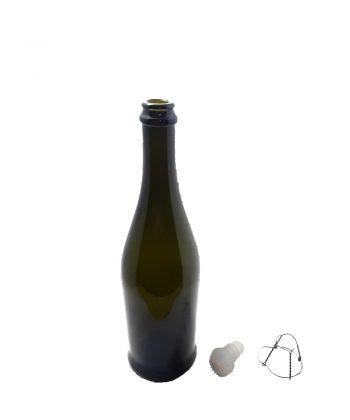 Bottiglia ELG Tappo e Gabbietta A