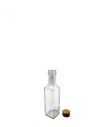 Bottiglia Marasca cc 100 senza tappo
