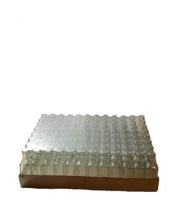 Bottiglia Marasca da 100 in pacchi bianca