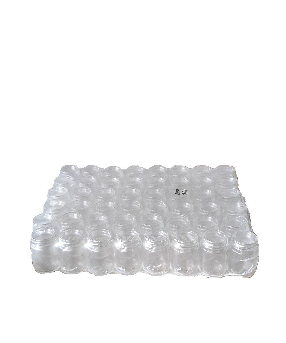 Vaso cc 106 0 48 in pacchi da 48 pezzi