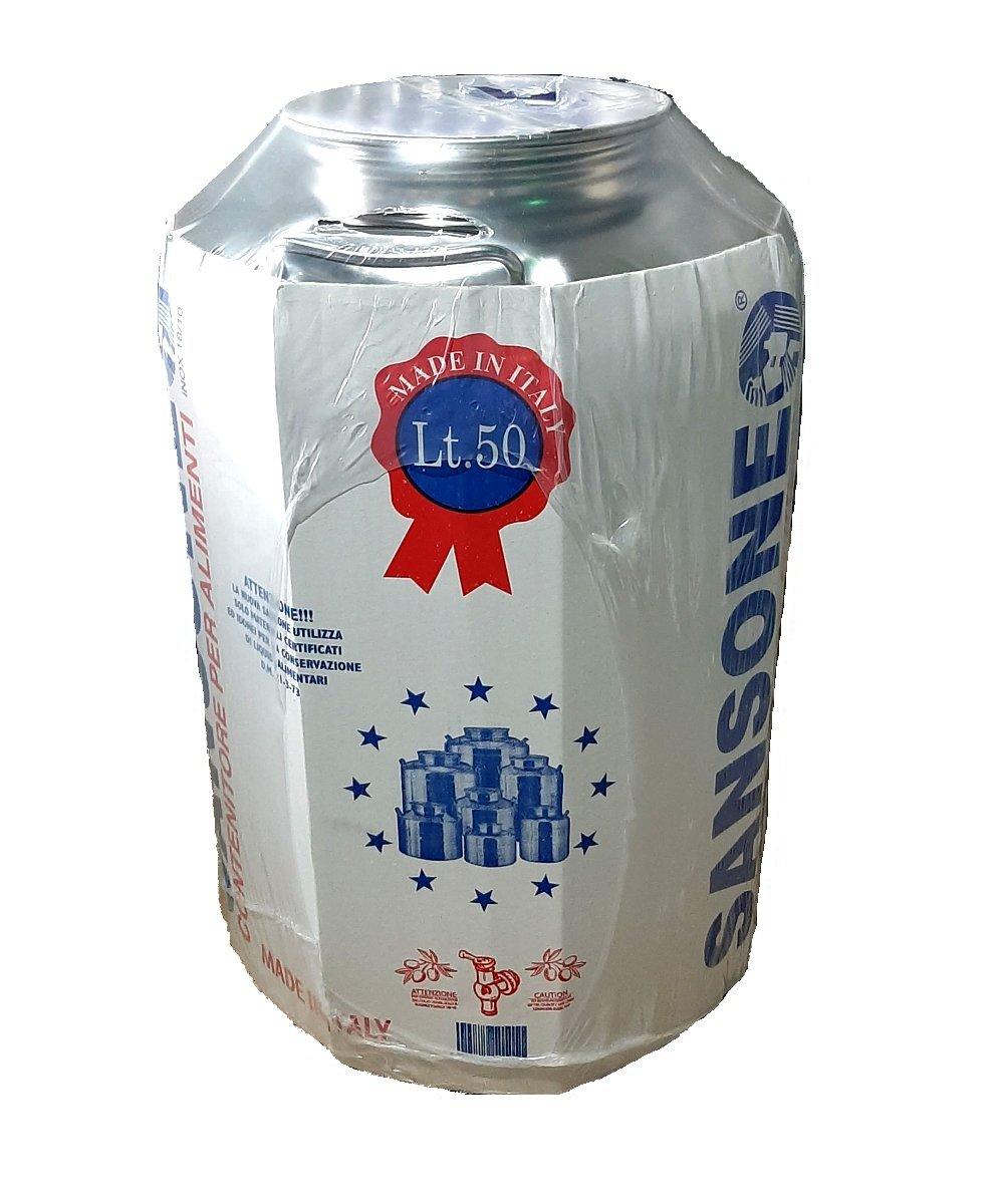 Fusto litri 50